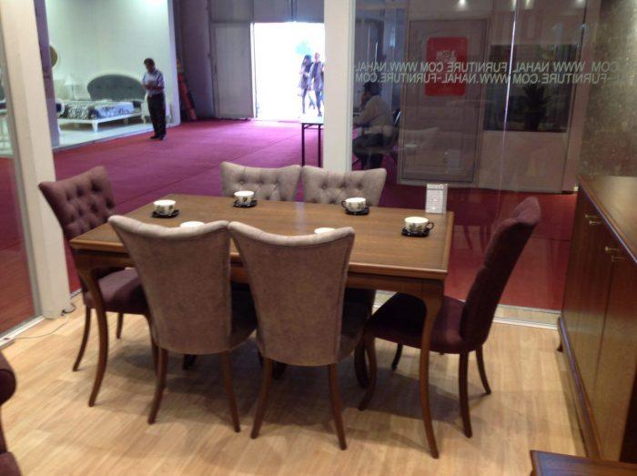 ناهار خوری و صندلی پرالین