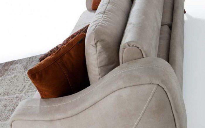 مبل لئون - 7 نفره -یک سه نفره تخت خواب شو و یک دو نفره تخت خواب شو